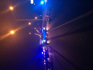Motorcycle Accident on Interstate 10 East Bound